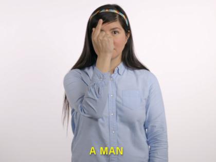 The Plains Indian Sign Language