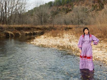 Muscogee (Creek) Hymn
